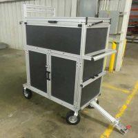 T-Slot-Workstation-Cart