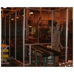 Industrial-Safety-Fencing