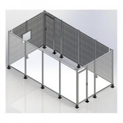 Perimeter-Fencing