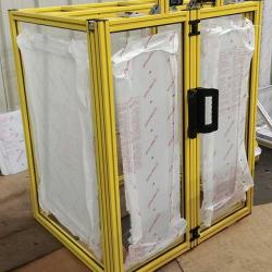 Safety-Yellow-Machine-Enclosure