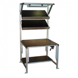 T-Slot-Adjustable-Height-Work-Station-Shelves