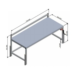 adjustable-manual-workbench