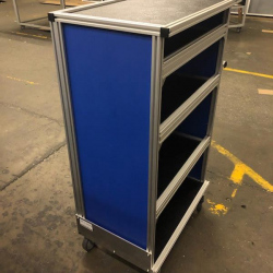 aluminum-cart