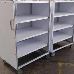aluminum-tslot-conveyer-system