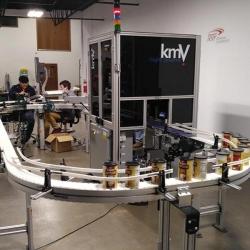 assembling-aluminum-conveyer-system