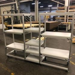 custom-aluminum-t-slot-shelving