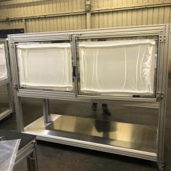 custom-t-slot-aluminum-cabinet