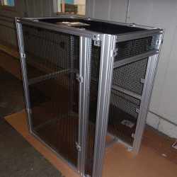 machine-safety-mesh-guarding