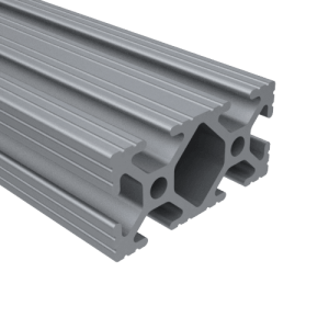 E1020G– 1″ X 2″ GROOVED T-SLOT EXTRUSION