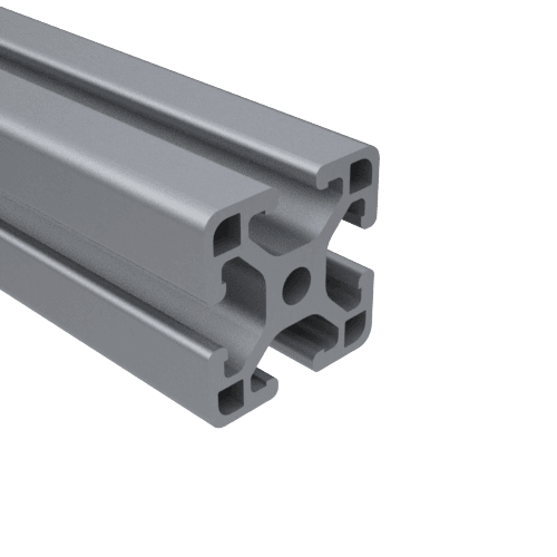 15 Series 2 @ 60 15QE1530L 1.5 x 3.0 Smooth T-Slotted Extrusion-Lite Faztek Brand,