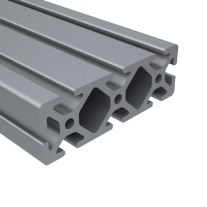 E1545S - 1.5″ X 4.5″ SMOOTH T SLOTTED ALUMINUM