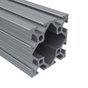 E2020G – 2″ X 2″ GROOVED T SLOTTED FRAMING