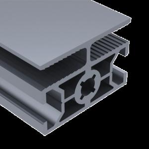 E30-3045-40 – 30MM X 45MM PANEL HOLDER T- SLOT