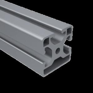E40-4003 – 40MM X 40MM TRI SLOT T SLOT
