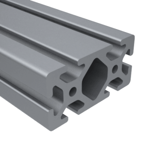 E40-4080 – 40MM X 80MM T-SLOTTED EXTRUSION