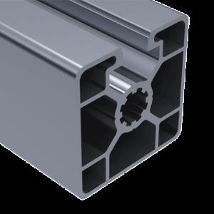 E45-4545-01 – 45MM X 45MM MONO SLOT ALUMINUM