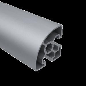 E45-4545-R – 45MM X 45MM ALUMINUM QUARTER ROUND