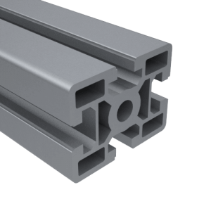 E45-4560 – 45MM X 60MM SMOOTH T SLOT EXTRUSION