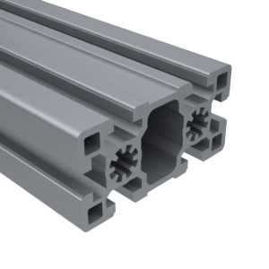 E45-4590 - 45MM X 90MM SMOOTH T SLOT EXTRUSION