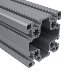 E45-9090 90MM X 90MM T-SLOTTED EXTRUSION