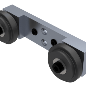 ROLLER WHEELS AND BRACKETS
