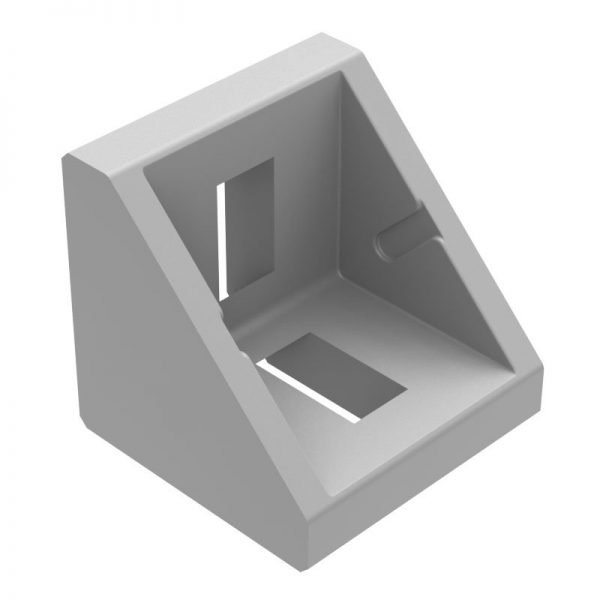 two hole inside corner bracket