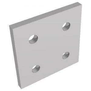 tslot 4 hole joining plate