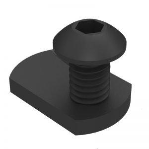 Black BHSCS T-Slot