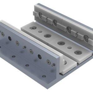 Tslot rapid flange bearing