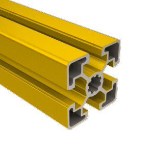 Yellow Tslot Extrusions