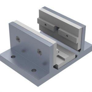 TSlot Linear bearing double