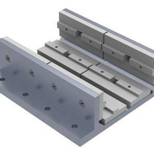 Tslot double-wide bearing