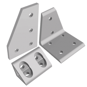 BRACKETS AND JOINING PLATES