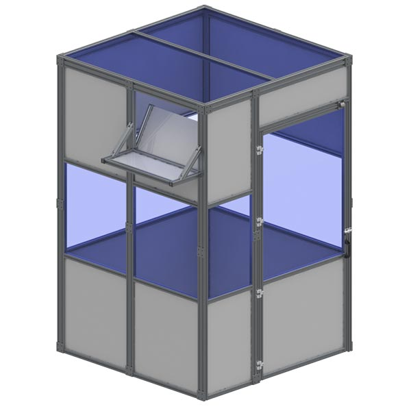 climate controlled enclosure