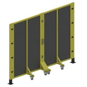 safety perimeter doors