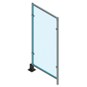 HD CLEAR POLY GUARDING 60 INCH