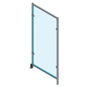 STANDARD DUTY 3/16 CLEAR POLY PANELS