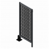 Black Wire Machine guard 8020 Alternative