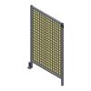 machine guard panels