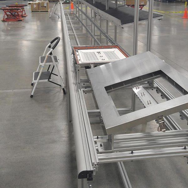 t-slot conveyor